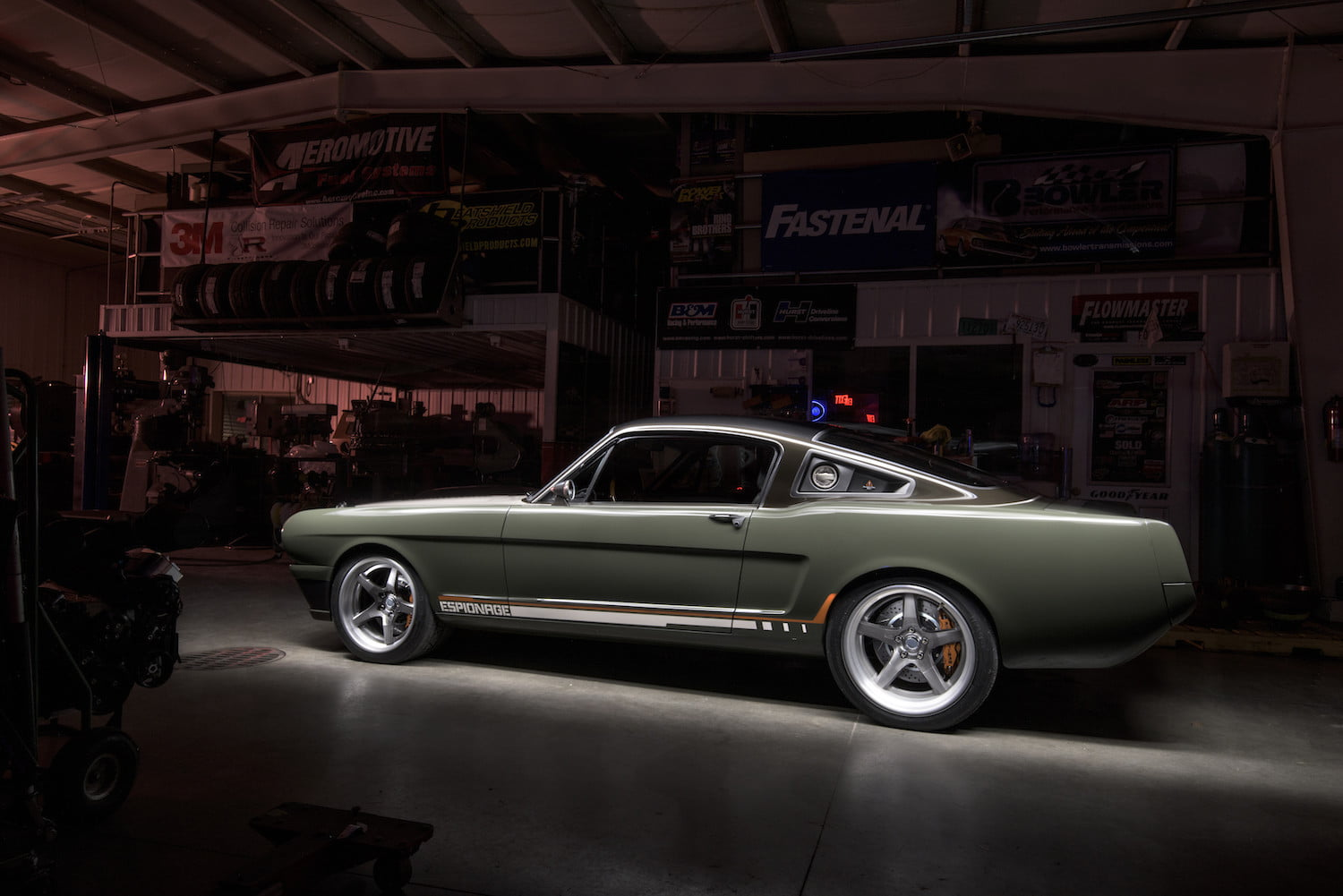 012_RB Espionage Mustang