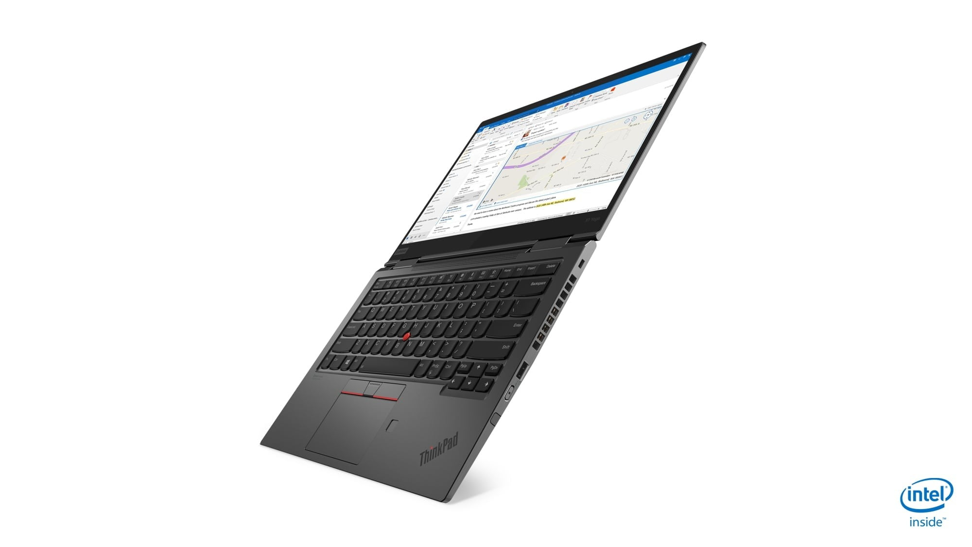 lenovo annouces new thinkpads with 10th gen cometlake 04 x1 yoga hero left 180 degree