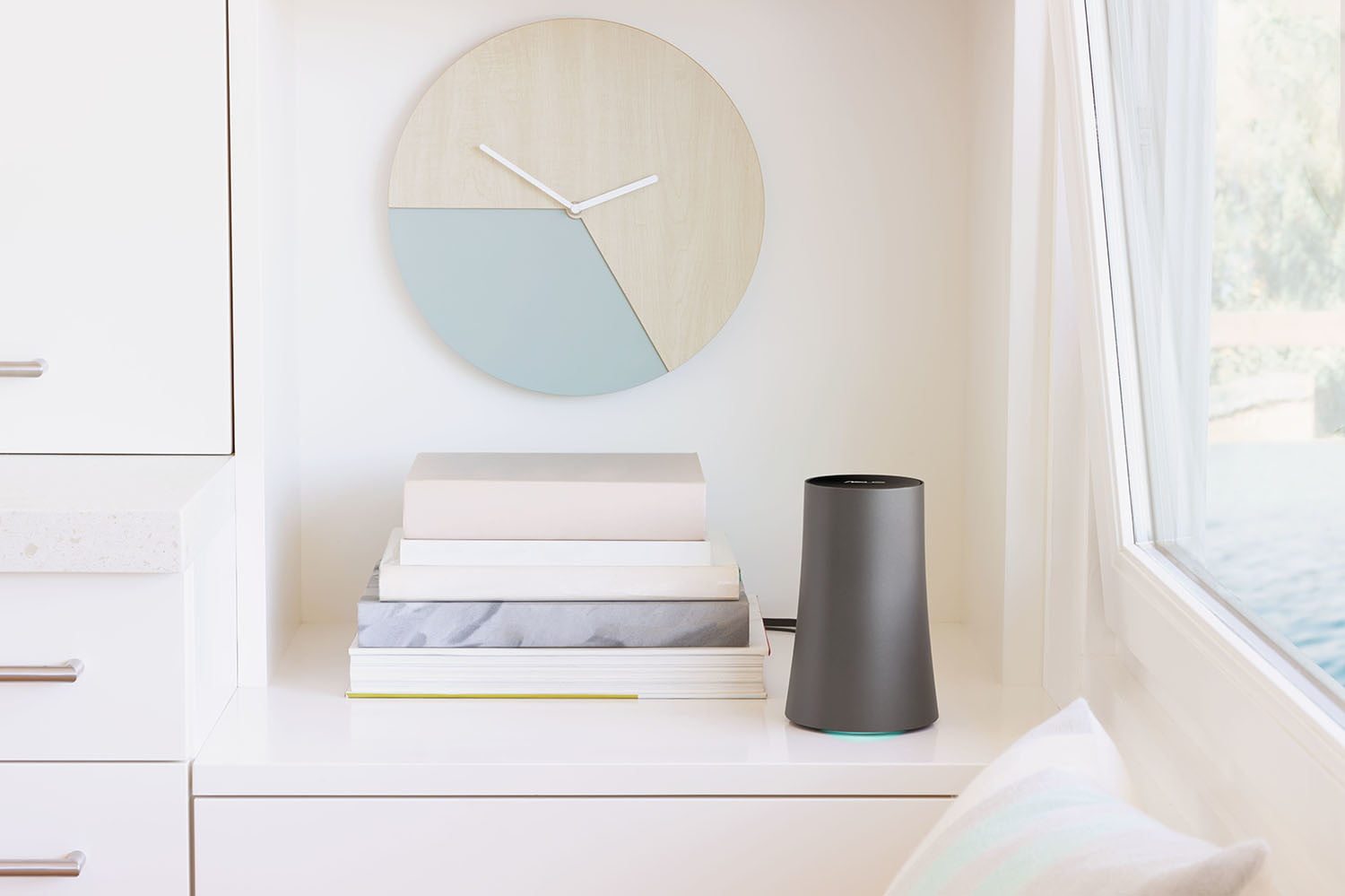 asus onhub router 06  on white shelf opt 2
