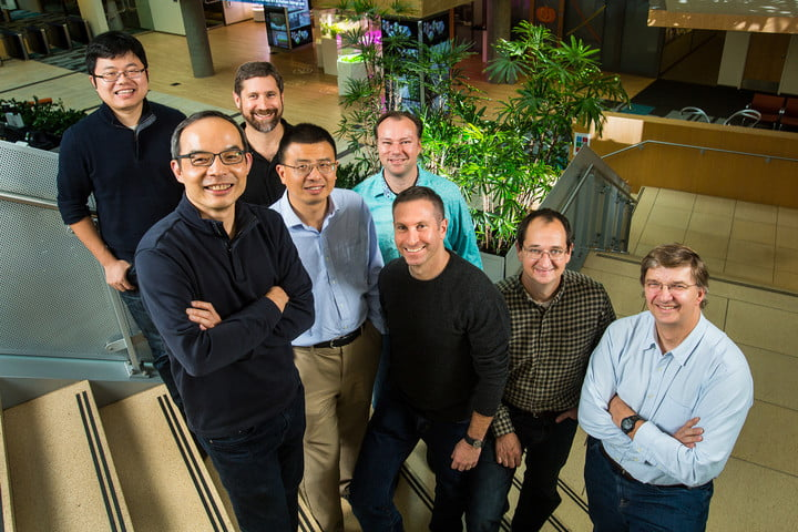 microsoft speech recognition reaches human parity 06 research team 20161013 lowres