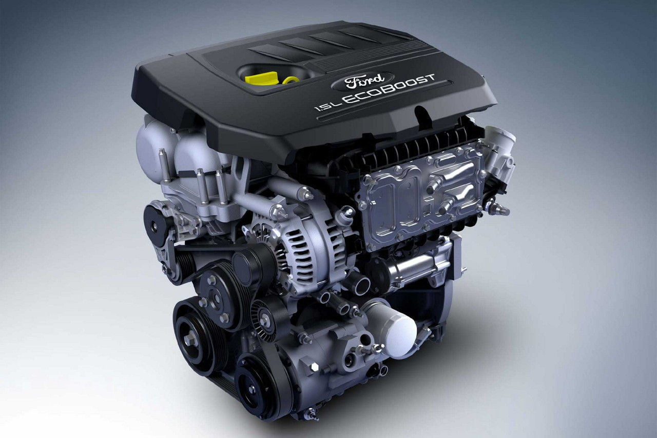 1.5L EcoBoost 1-4 with Auto Start-Stop