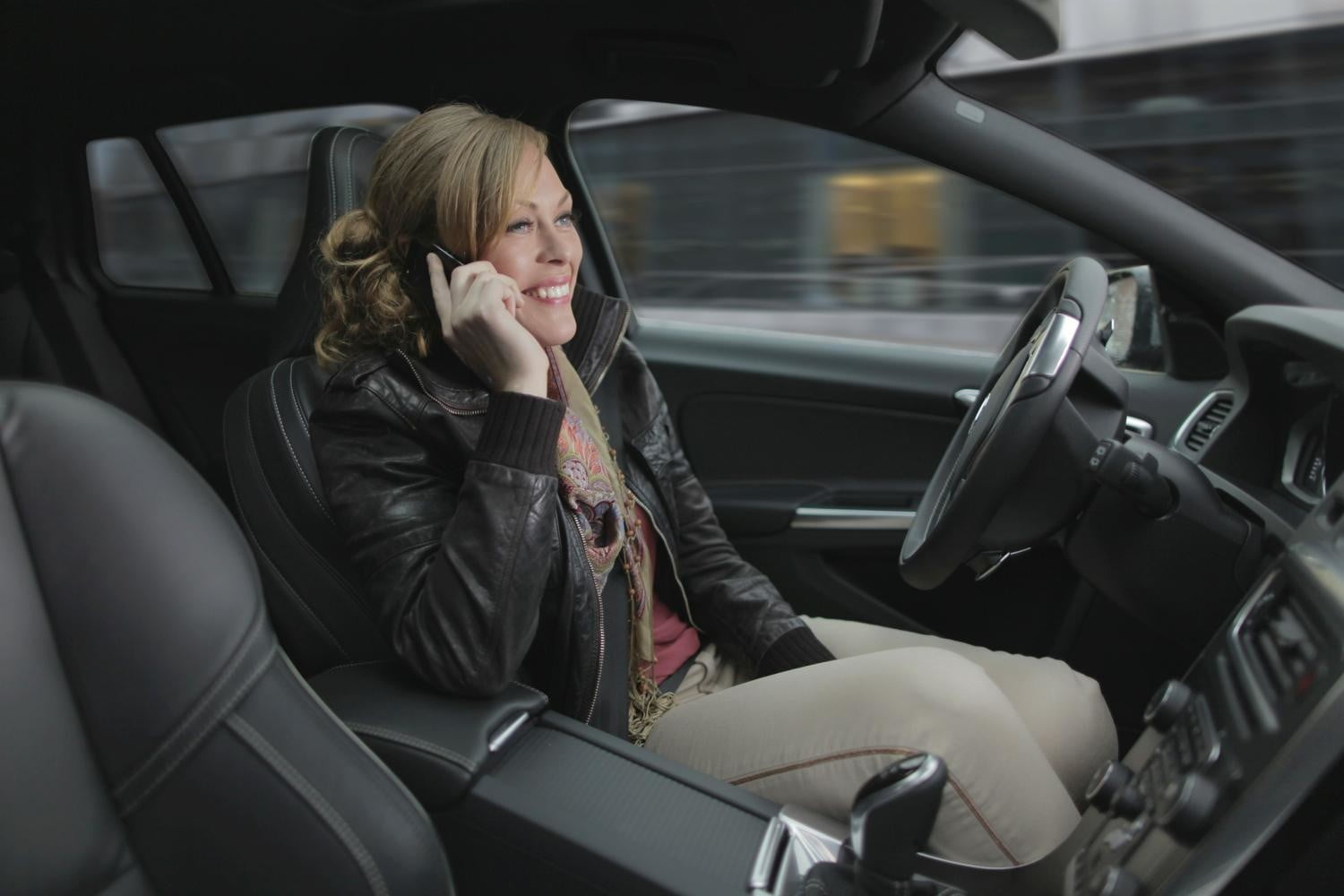 Volvo Drive Me self-driving car program