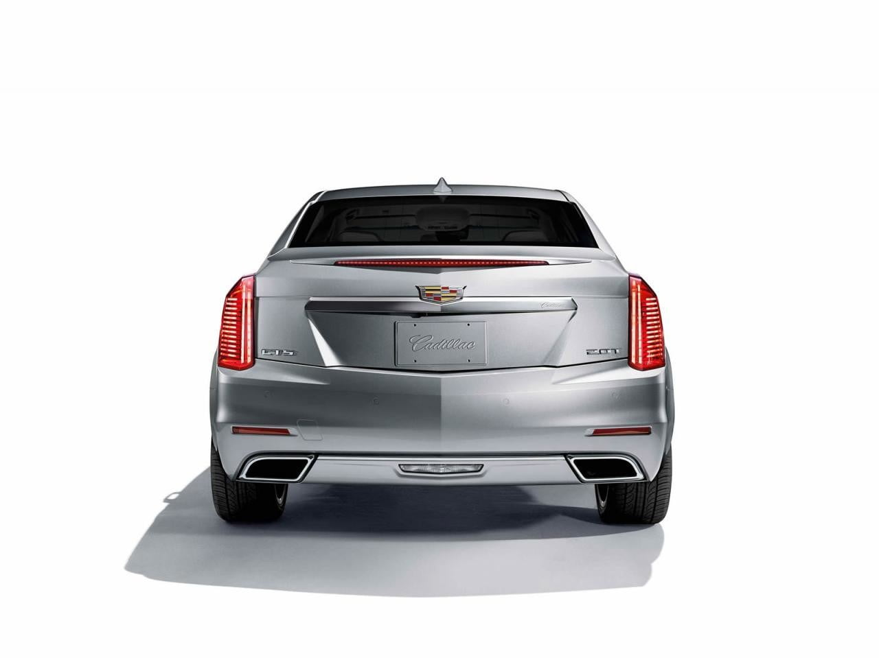 cadillac cts ditches wreath gains loads tech 2015