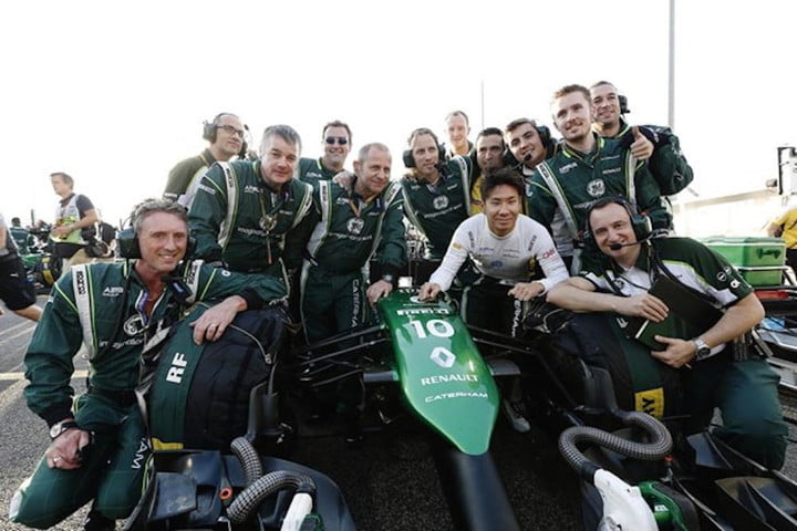 caterham f1 team assets go to auction marks end of the 15678500270 63c802669e b