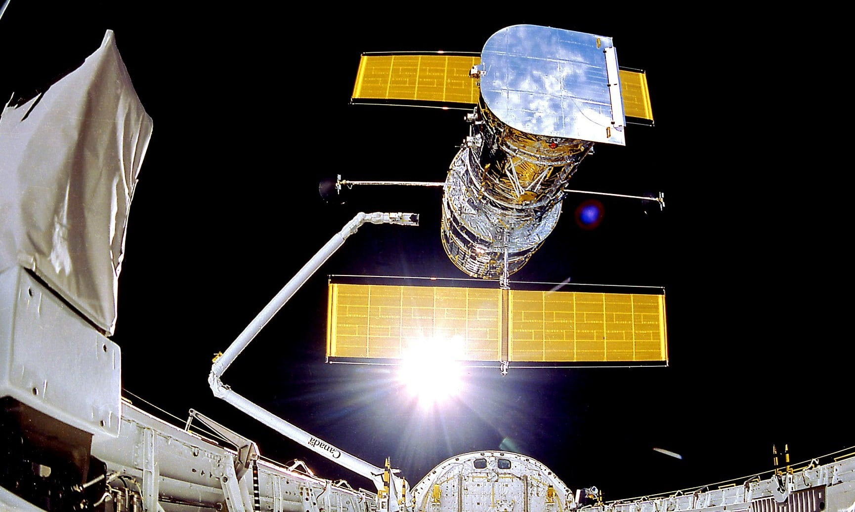 Hubble Woes Continue; NASA Prepares to Switch to Backup