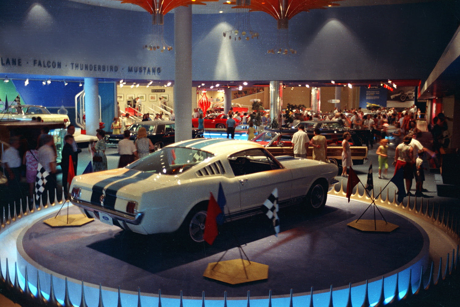 ford mustang history 1965 3