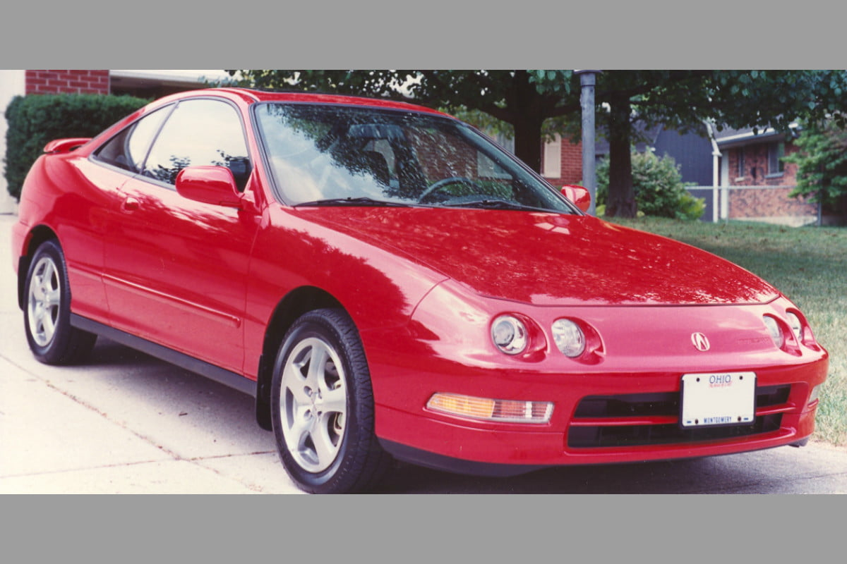 japanese performance cars fast and furious 1995 integra gs r  front