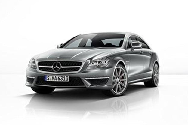 2012 mercedes benz cls 63 amg review press image