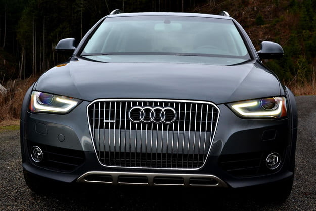 2013 audi allroad review front