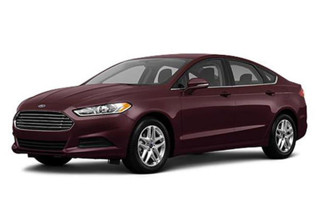 2013 ford fusion review press image