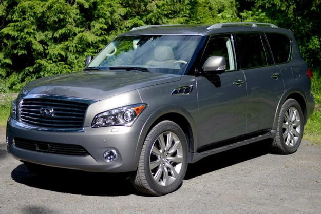 2013 infiniti qx56 review front right angle 800x600