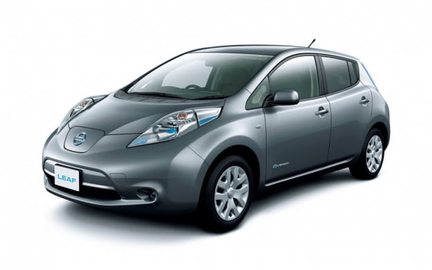 Nissan introduces cheaper Leaf trim level in Japan