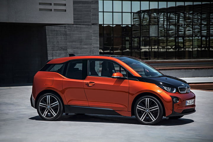 bmw i3 isnt sale yet now can configure just one want 2014 exterior right
