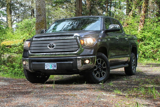 2014 toyota tundra review front angle 4