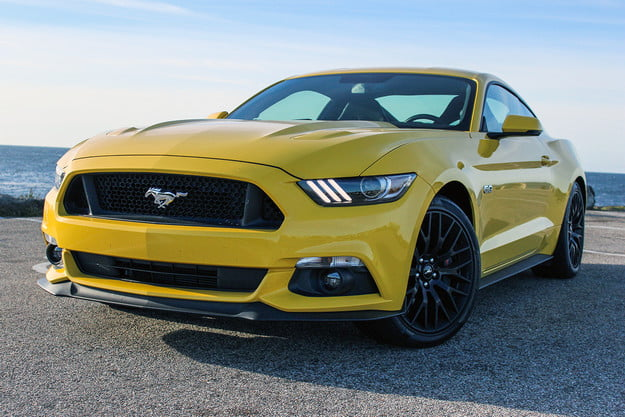 2017 ford mustang gt review 2016 top angle v4