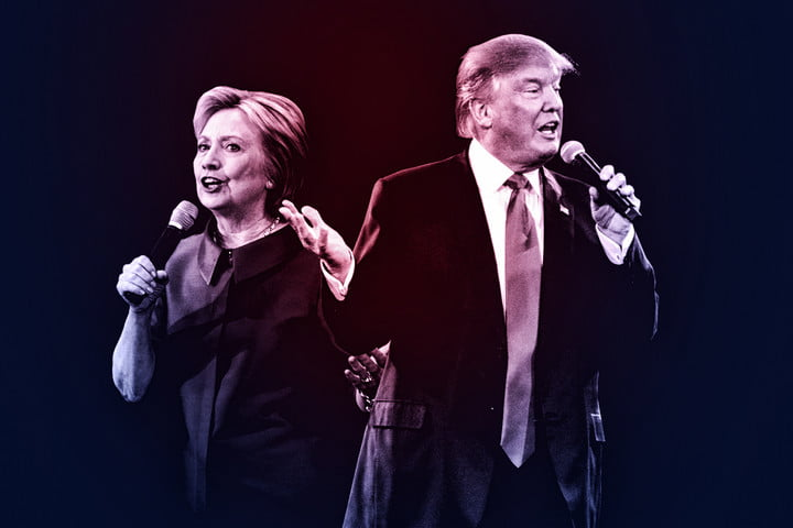 how to follow election results online 2016 presidential trump clinton debate watch