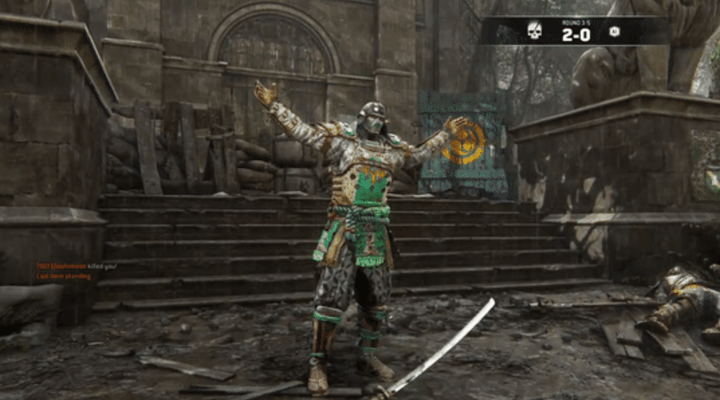 for honor bots exclusive taunts emotes 2017 02 15  4