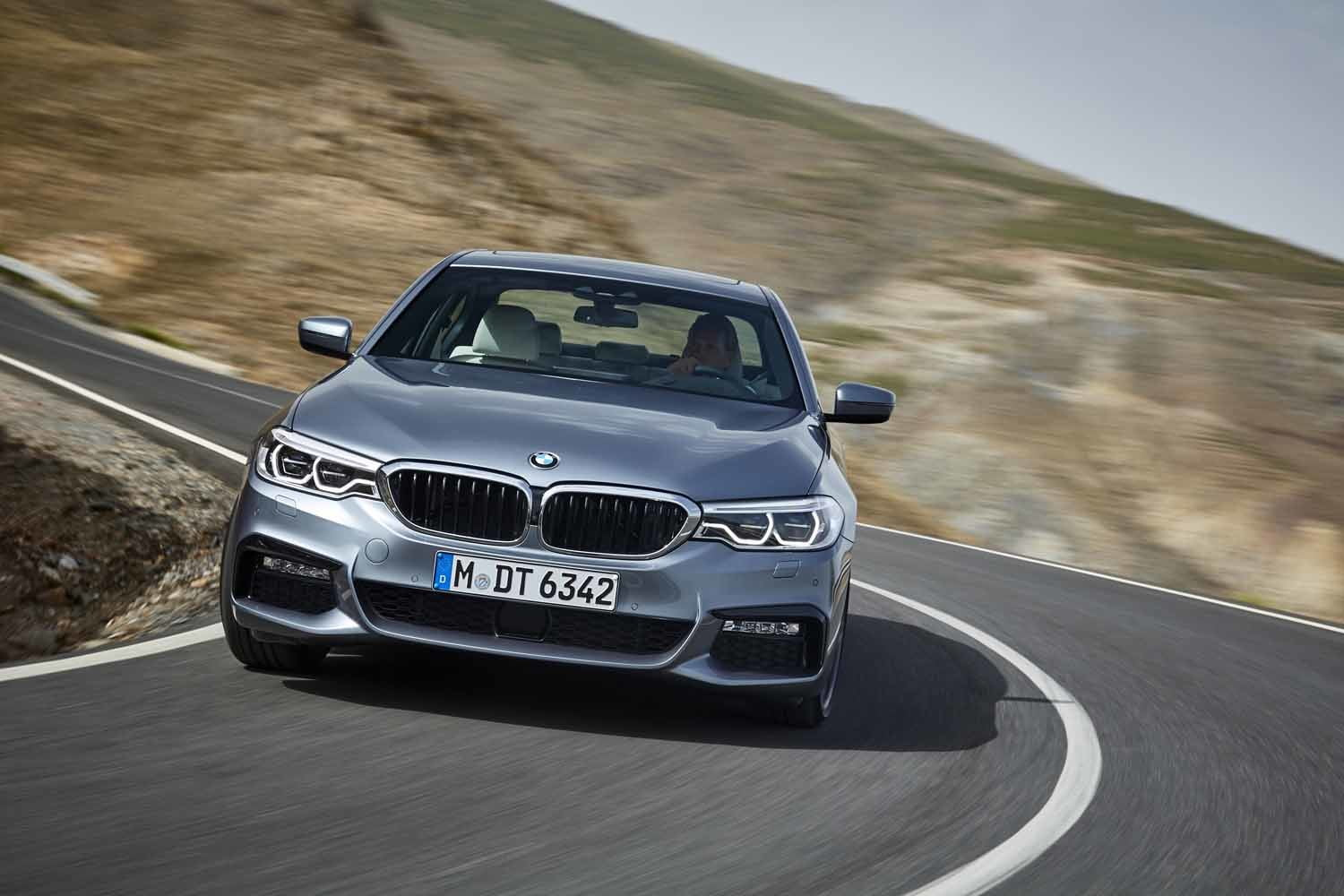 2017 bmw 5 series news pictures performance specs 21