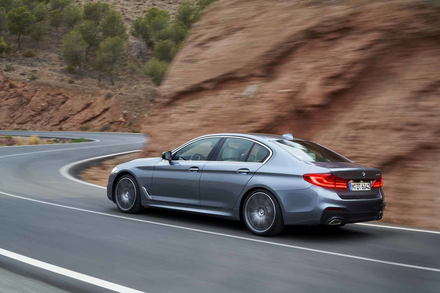 2017 bmw 5 series news pictures performance specs 24