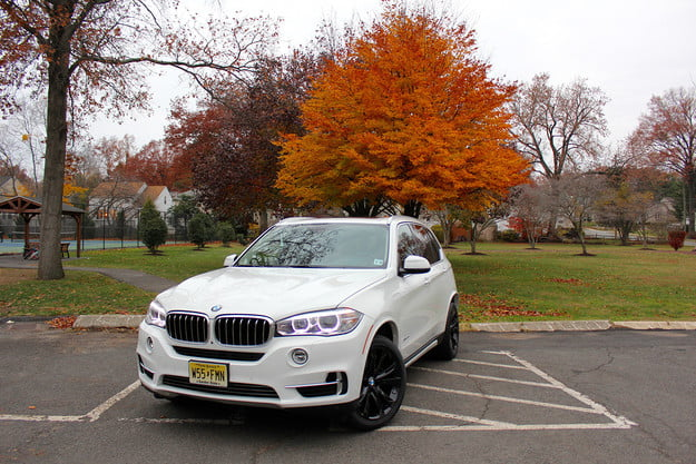 2017 BMW X5 xDrive40e review