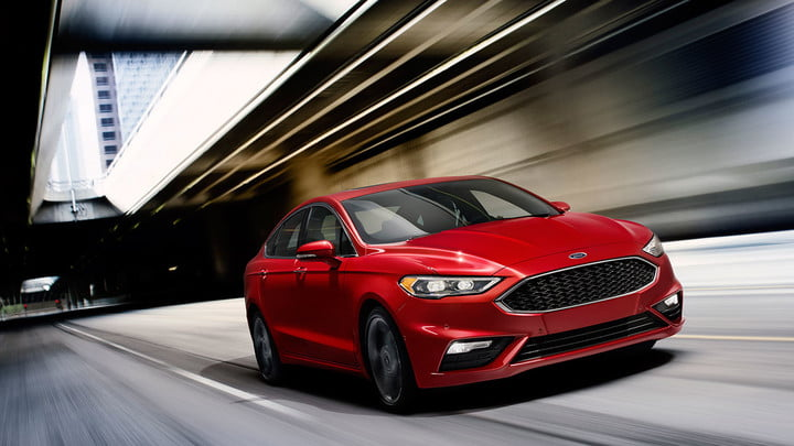 ford smart mobility subsidiary 2017 fusion