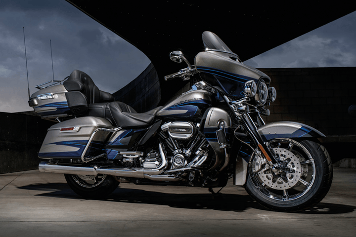 best touring motorcycles 2017 harley davidson cvo limited