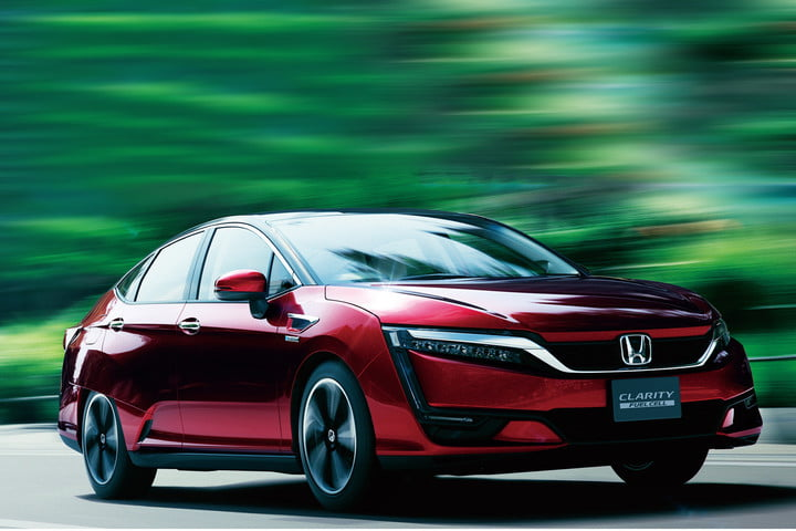 honda clarity fuel cell joined by plug in hybrid 2017