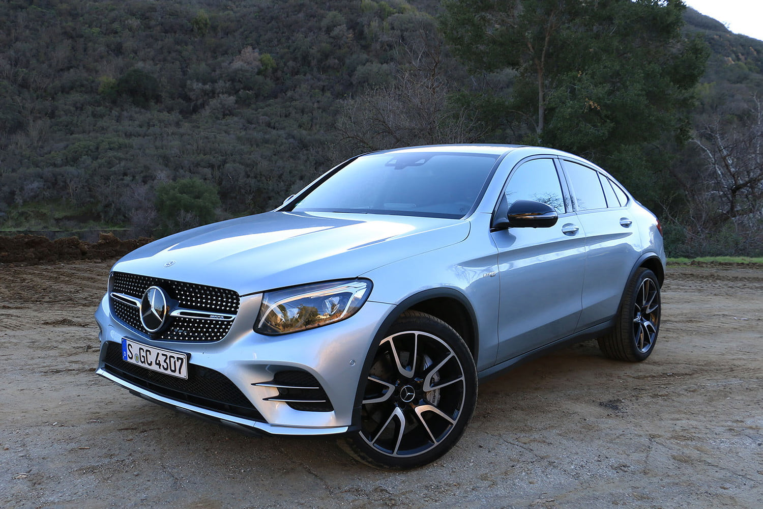2017 mercedes amg glc43 coupe first drive 15