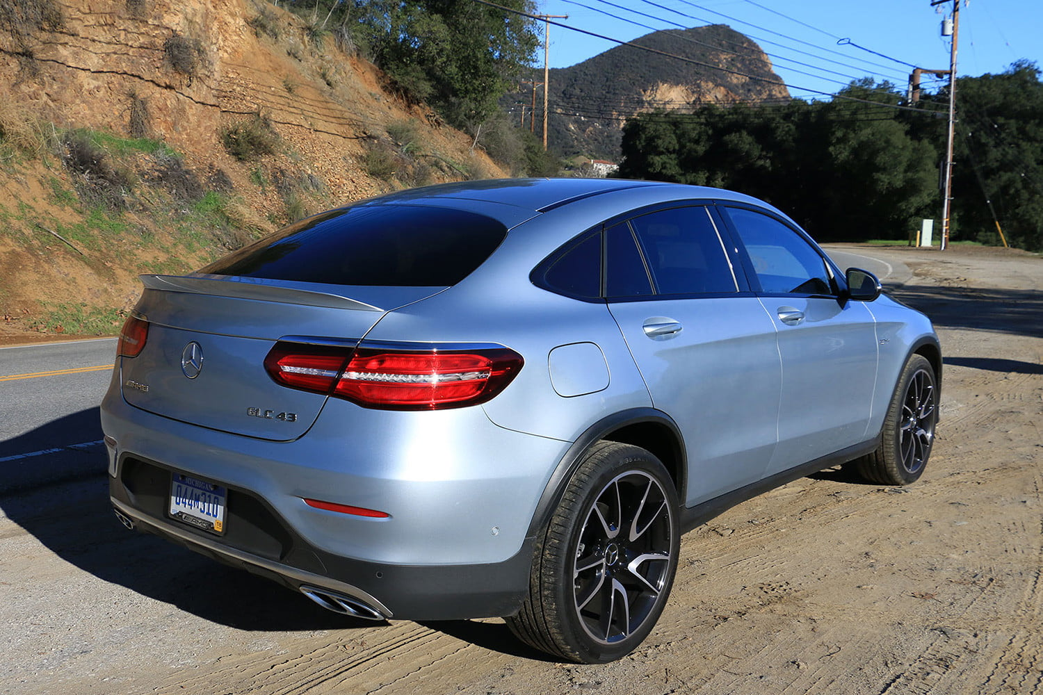 2017 mercedes amg glc43 coupe first drive 3