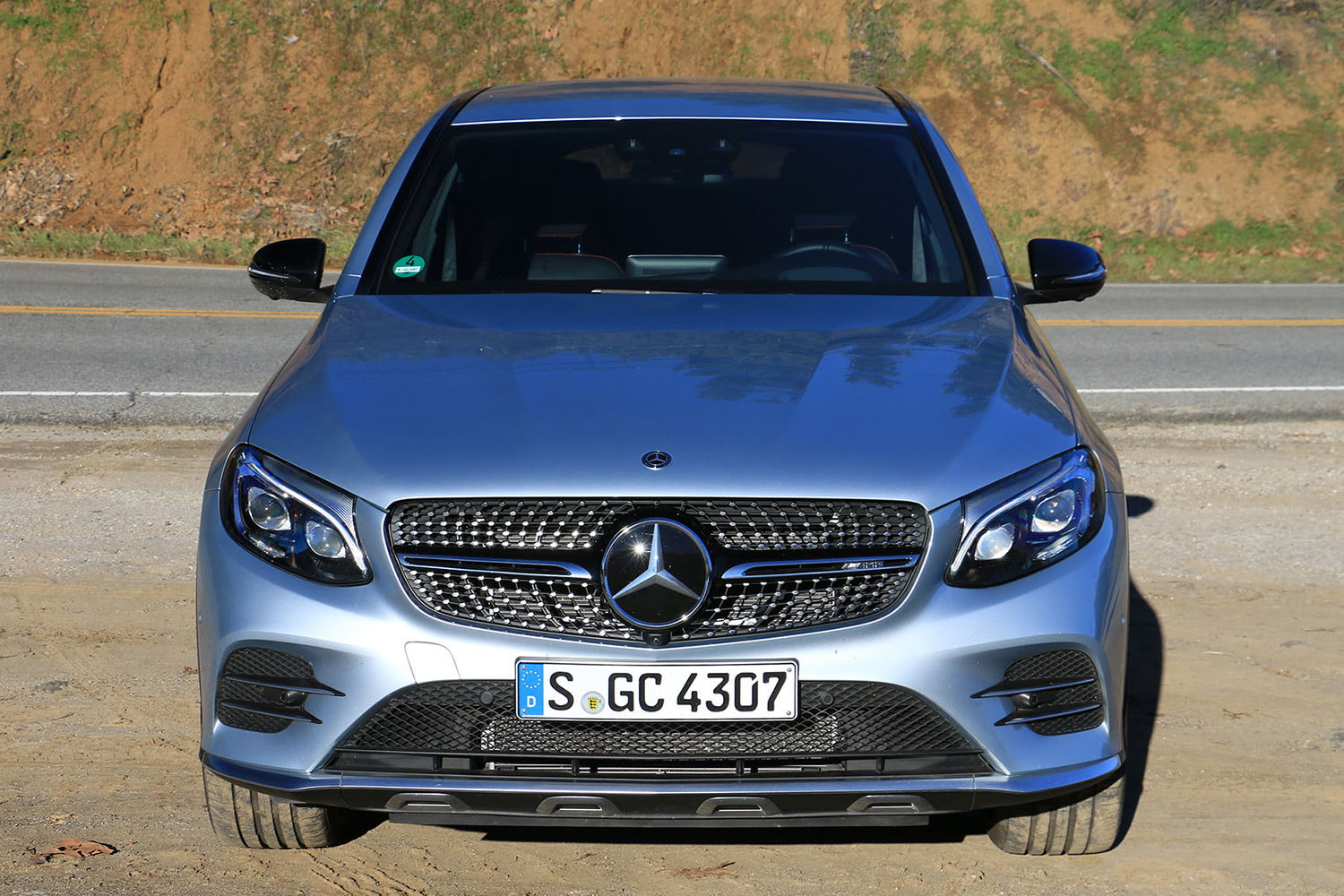 2017 mercedes amg glc43 coupe first drive 7