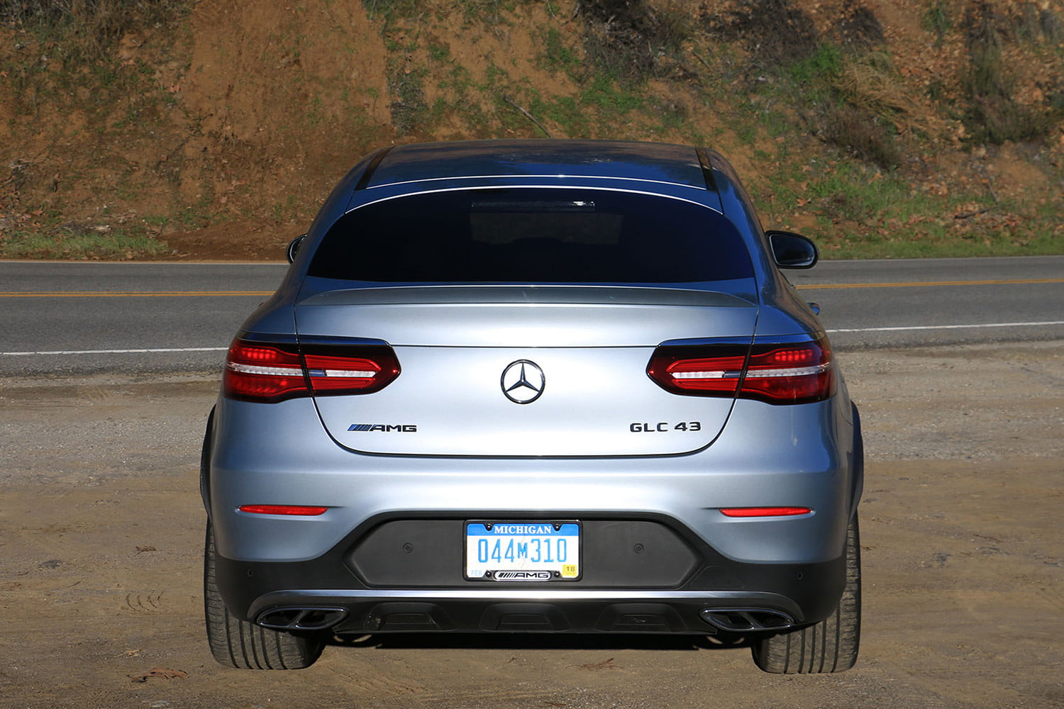 2017 mercedes amg glc43 coupe first drive 9