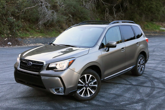 2017 Subaru Forester 2.0xt Touring review