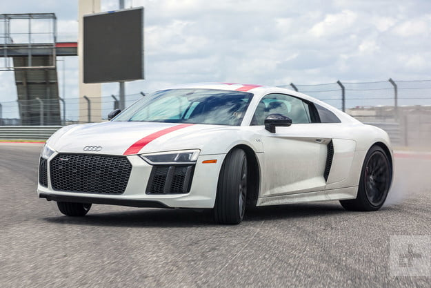 2018 Audi R8 V10 Coupe RWS S tronic review