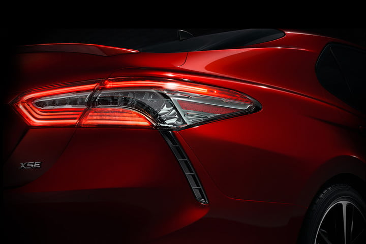 from bland to bold 2018 toyota camrys design may be worth getting excited about camry teaser