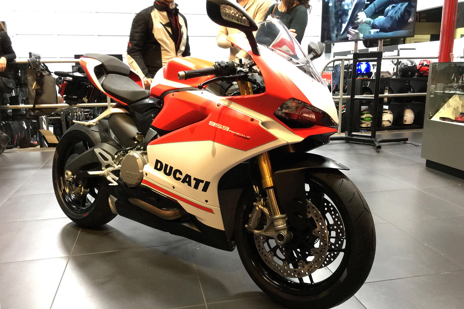 ducati 2018 motorcycle preview panigale 959 corse full1