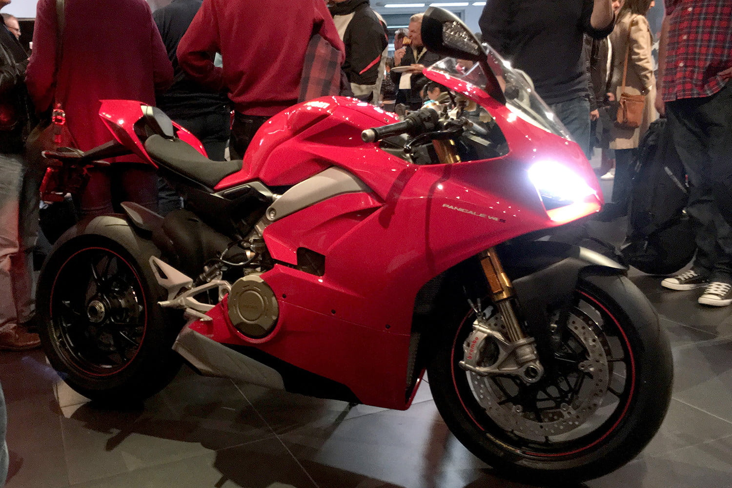 ducati 2018 motorcycle preview panigale v4 s nose fullled