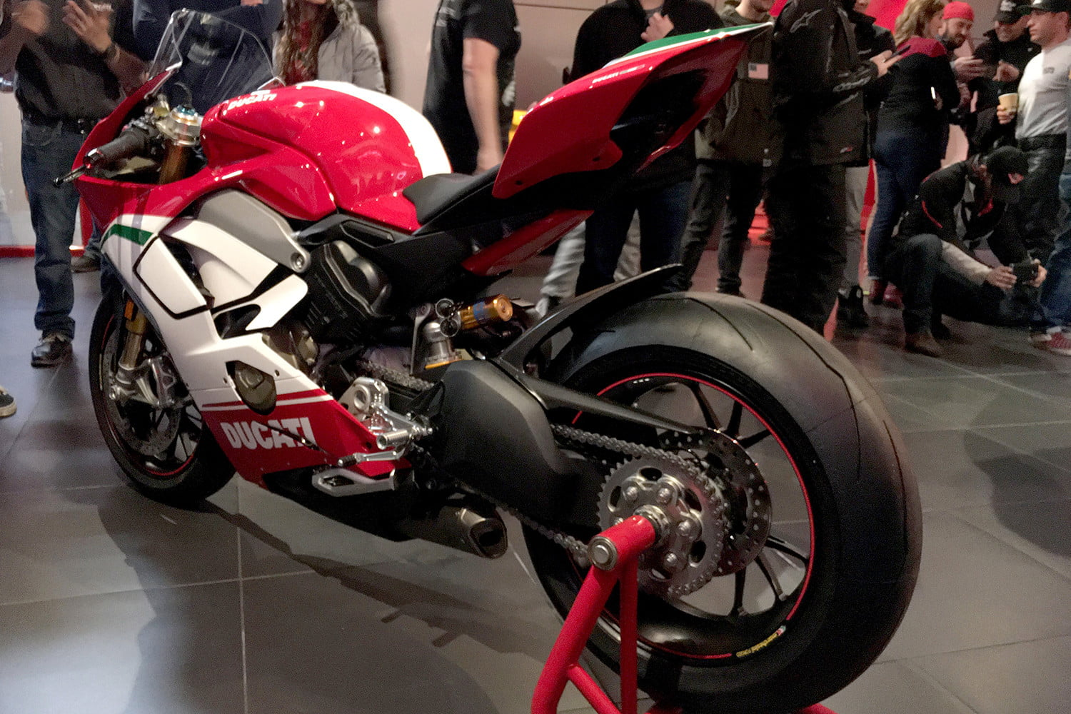 ducati 2018 motorcycle preview panigale v4 speciale rearprofile