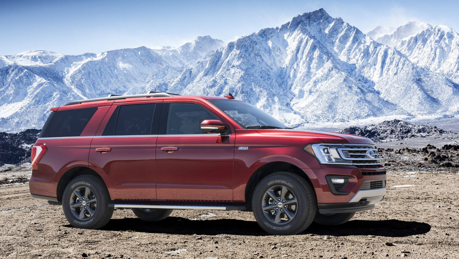 2018 Expedition FX4 Off-road package