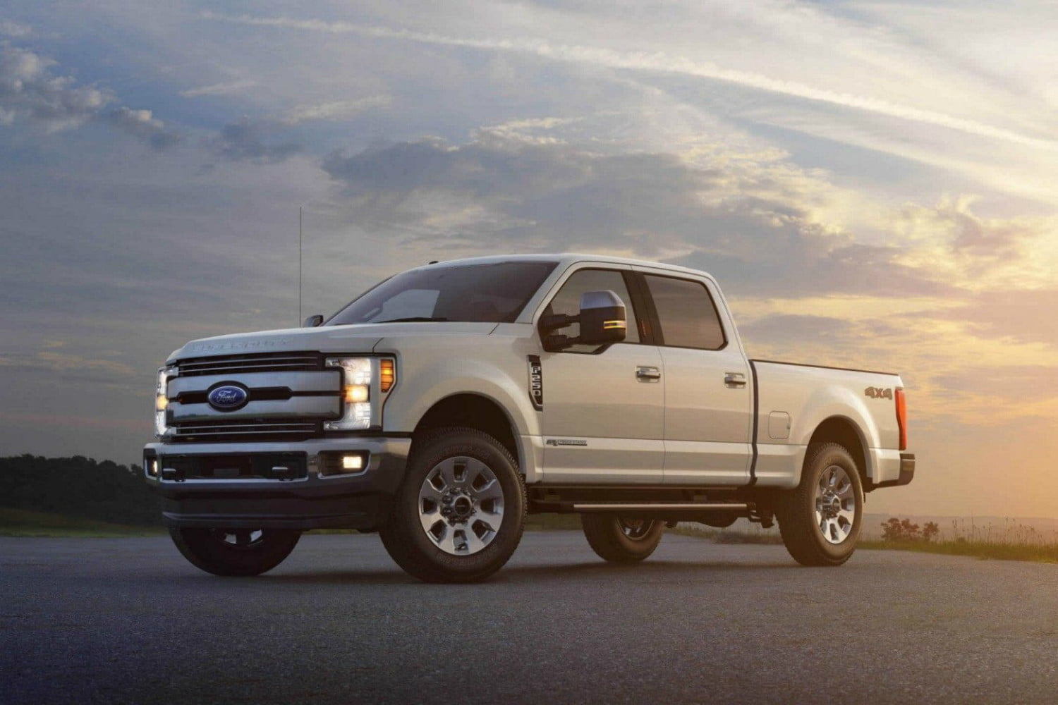 luxury car buyers switching to pickup trucks 2018 ford f 250 super duty