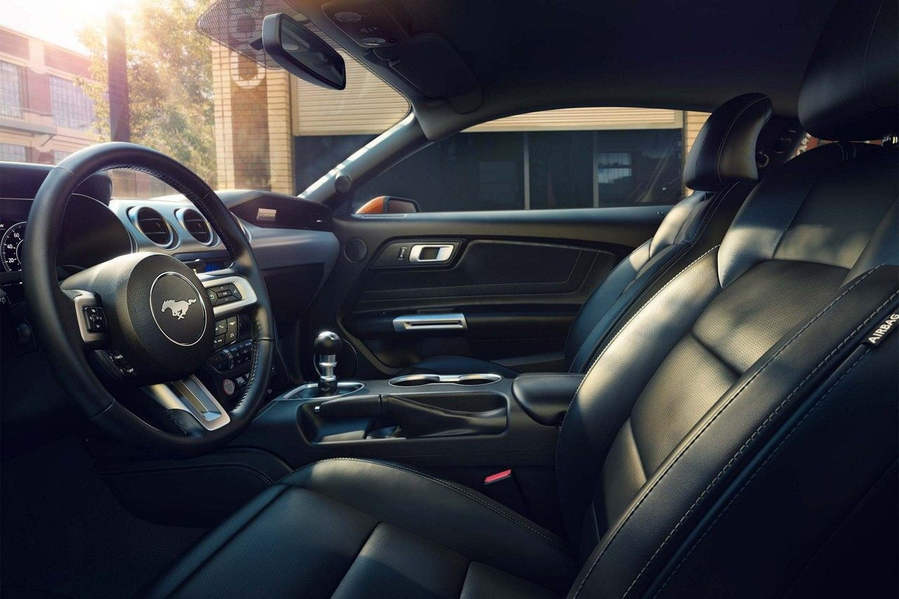 2018 ford mustang specs release date price news gt premium interior 10