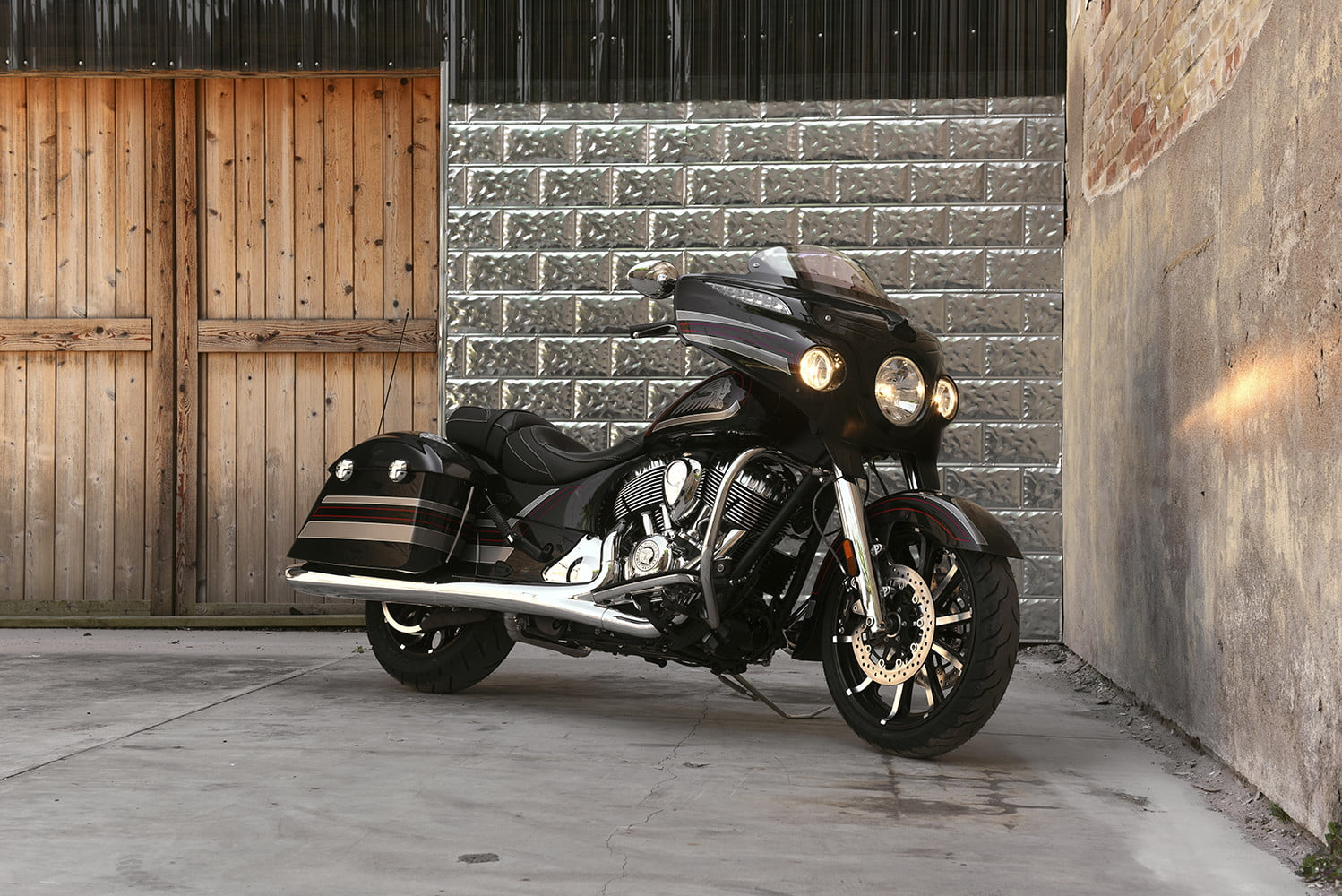 2018 indian Motorcycles
