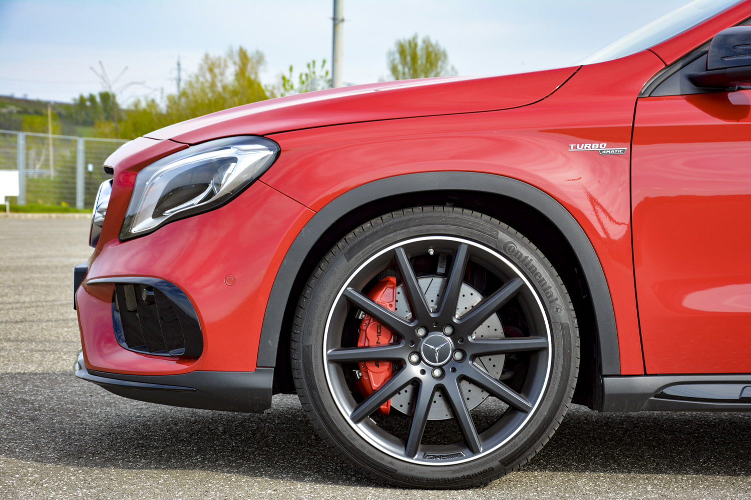 2018 mercedes amg gla45 first drive impressions specs 522