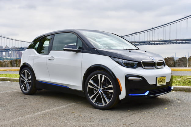 2019 BMW i3s review