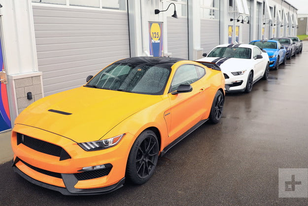 2019 Ford Mustang Shelby GT350 review