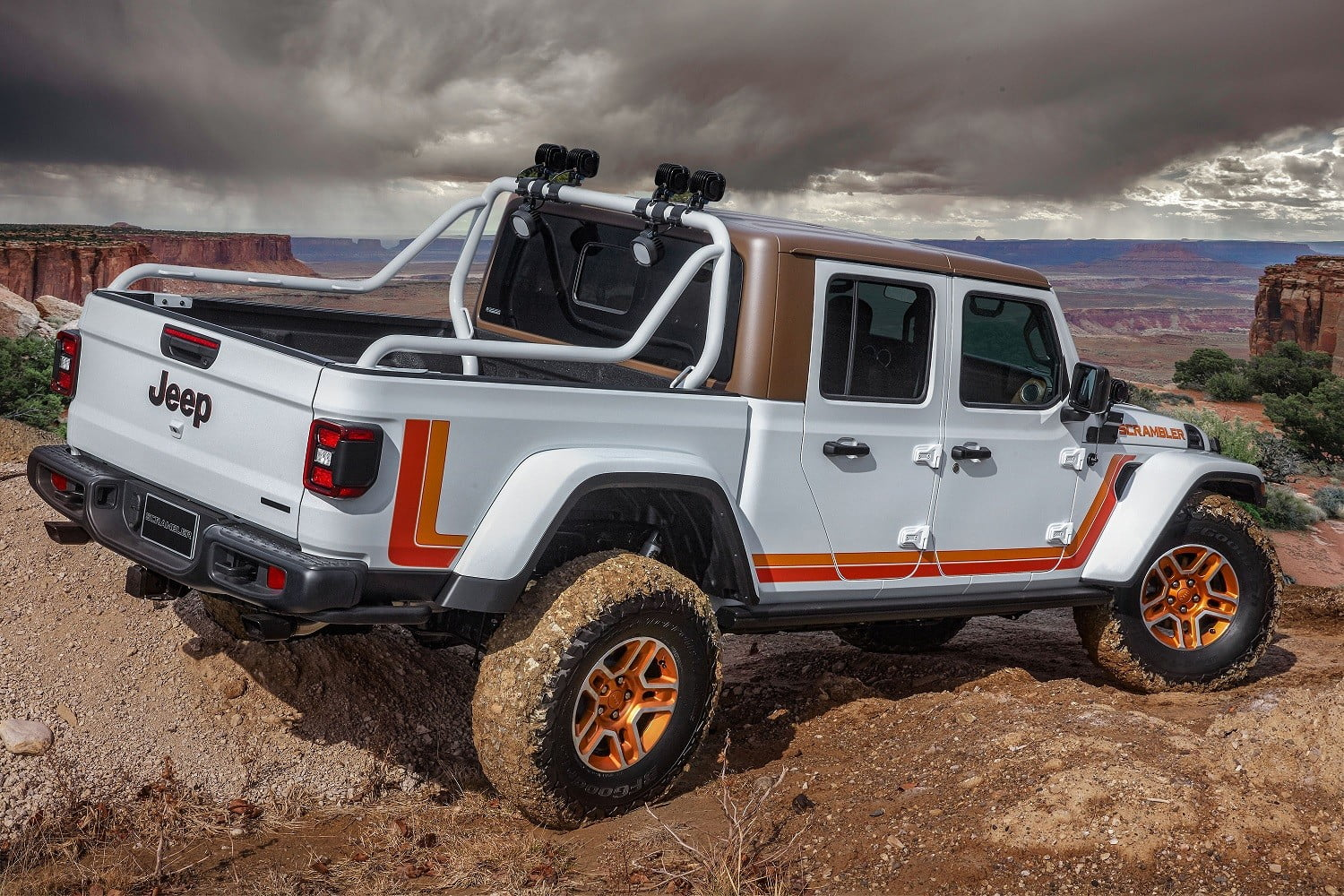 Jeep Brings Six Concepts to Annual Moab Easter Safari