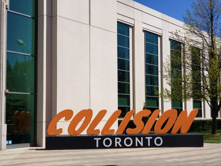 The Collision Conference logo