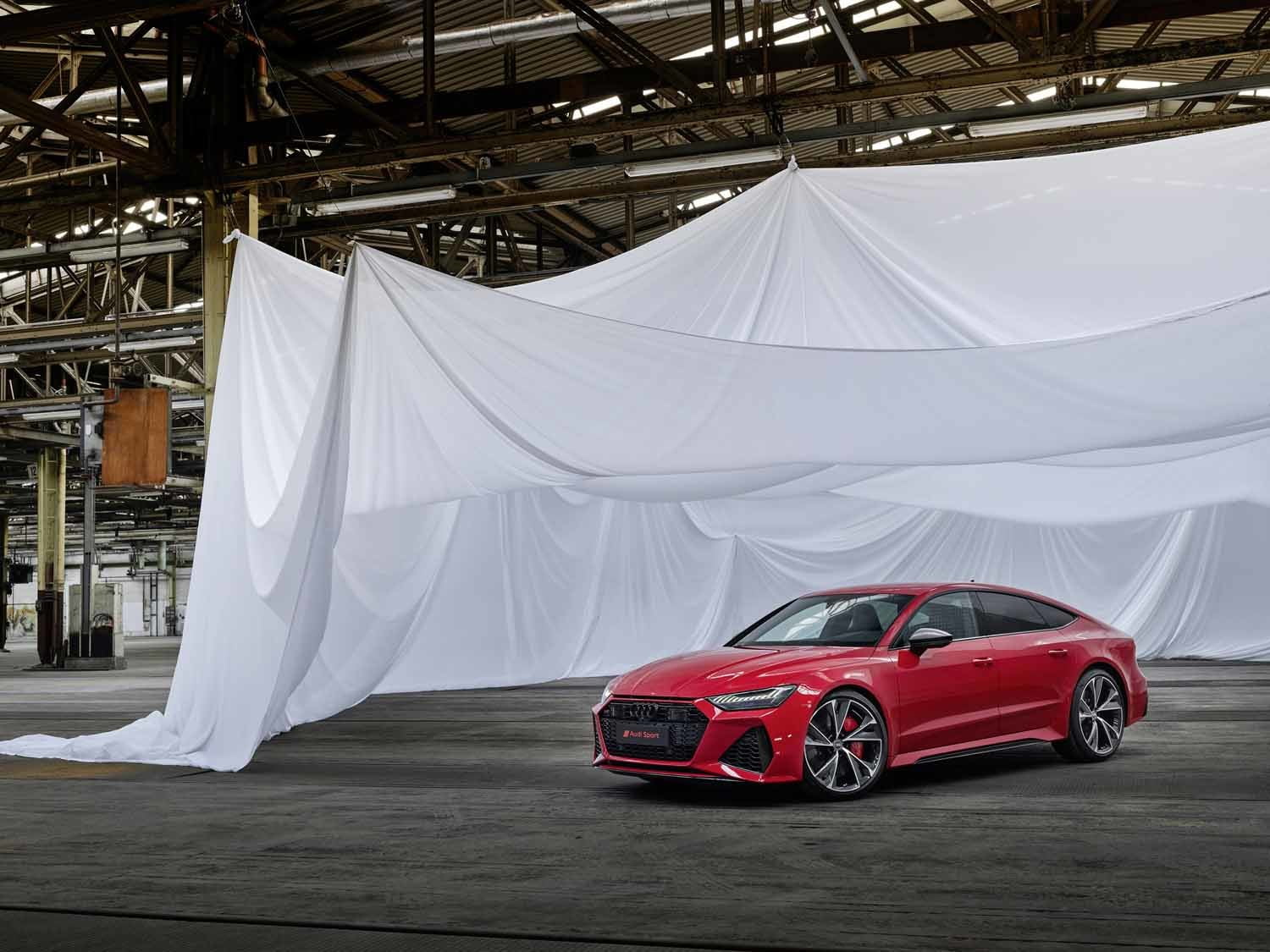 2020 audi rs 7 sportback packs 600 horsepower intuitive infotainment system 6