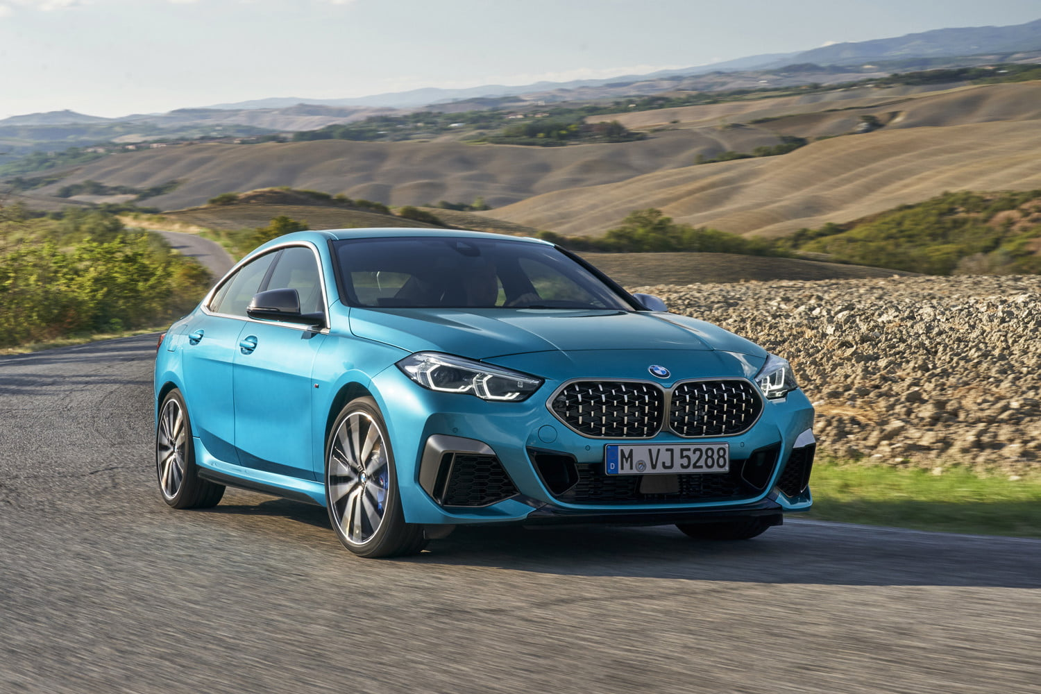 2020 bmw 228i m235i gran coupe unveiled as entry level sedans 2 series gc off 1