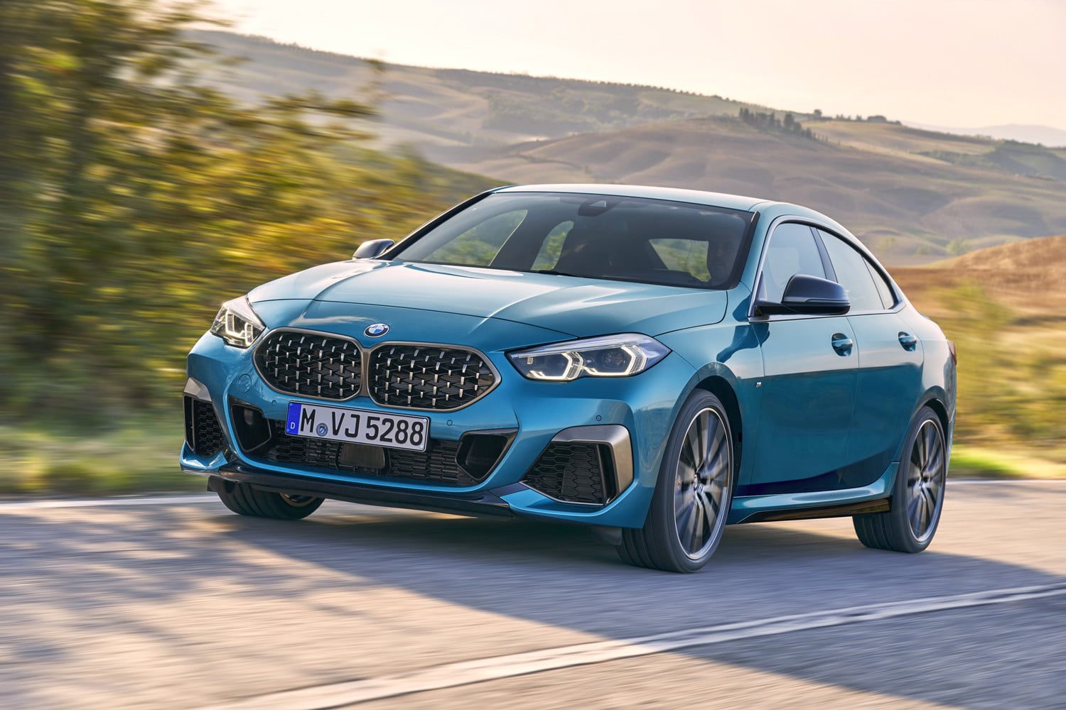 2020 bmw 228i m235i gran coupe unveiled as entry level sedans 2 series gc off