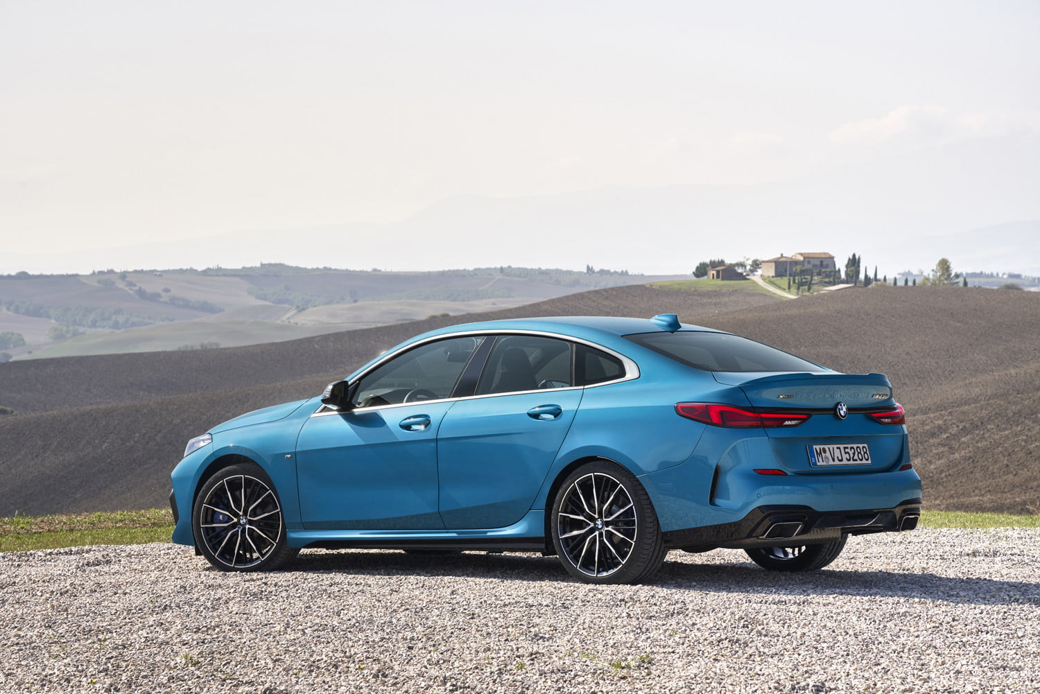 2020 bmw 228i m235i gran coupe unveiled as entry level sedans 2 series gc off 7